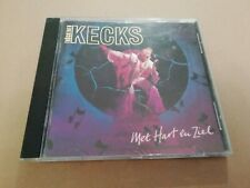 TROCKENER KECKS * MET HART EN ZIEL * ROCK CD ALBUM EXCELLENT 1990