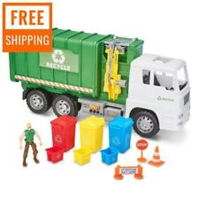 Recycling Truck Toy for Boys Garbage Truck Play Set