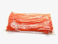 """100-Pack Heavy Duty 150mm 6"""" Cable Zip Tie Strap Wire Nylon Wrap 013A-02408Y"""