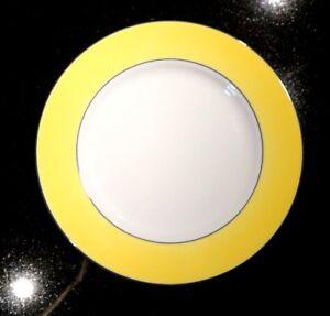 Beautiful Taitu Due Yellow Lunch Plate