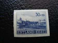 ESTONIE (occupation allemande) - timbre y&t n° 6 neuf (tout etat) (COL3)