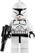 LEGO STAR WARS - CLONE TROOPER FIGURE - BESTPRICE + GIFT - 7675 - 2008 - NEW
