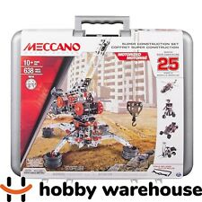 Meccano 16214 Multimodel Super Construction Set