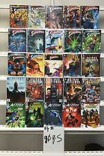 Superman Dc 25 Lot Comic Book Comics Set Run Collection Box9