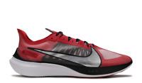 Nike Zoom Gravity Men's Lightweight Running Shoes  Red Black Sliver