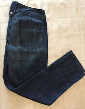 Fossil Women Blue Denim Jeans Size 29