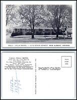 INDIANA Postcard - New Albany, Valli Villa Motel K54