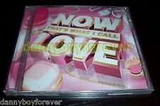 Now That's What I Call Love New 2 CD Rihanna Coldplay Lady Gaga Katy Perry Duffy