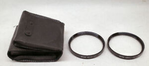 Hoya 67mm Close Up Lens Set +1 and +4