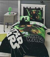 Star Wars 'Return of the Jedi' Queen Bed Quilt Duvet Doona Cover Set