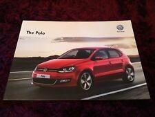 VW Polo brochure 2014-Aug 2013 issue Inc GTi
