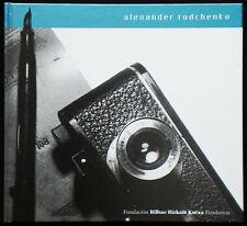 Alexander RODCHENKO. Fotografia de vanguardia. Bilbao Bizkaia Kutxa, 2003. E.O.