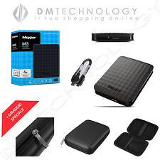 Maxtor 4tb (4000gb) disco esterno da 2 5 USB 3.0 M3-black Hx-m401tcb