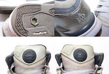 Reebok Pump Omni Lite x Auduet x Mita Sneakers, 2008, grey & silver, US 9/UK 8
