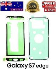 Samsung Galaxy S7 Edge G935 LCD Plate & Battery Back Cover housing Adhesive Set