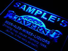 px-tm Name Personalized Custom Tavern Man Cave Bar Beer Neon Light Sign