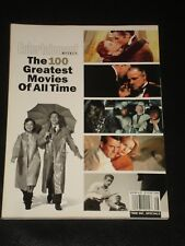 ENTERTAINMENT WEEKLY magazine, The 100 Greatest Movies of All Time, Godfather
