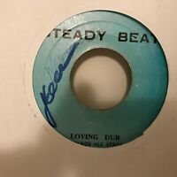 """GAYLADS    7""""  VINYL  SINGLE, LOVE ME WITH ALL YOUR HEART /   LOVING DUB"""