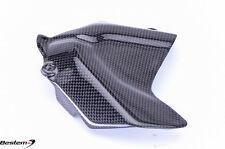 Ducati 1098 848 1198 100% Carbon Fiber Sprocket Cover Guard