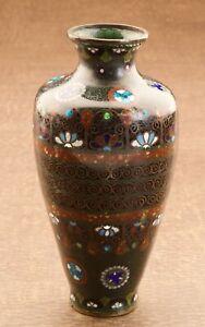 """Vintage Cloisonne Vase 7 1/4"""""""