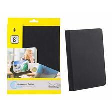 Fundas y carcasas Universal color principal negro para teléfonos móviles y PDAs