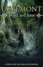 Blood and Bone: A Novel of the Malazan Empire-ExLibrary
