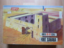 Airfix h0 00 scale Fort Sahara 1:72 with Box vintage foreign Legion incomplete