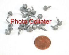Sachets de 20 clous  acier galvanisés à tête ronde pour semelles de brodequins