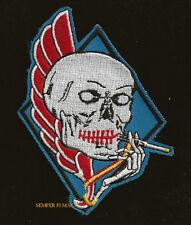 VFA-34 BLUE BLASTERS HAT PATCH US NAVY USS VFA F6 F8F F4U F9F6 F4 A6 F18 GIFT