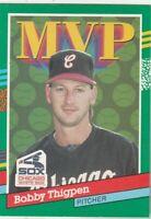 FREE SHIPPING-MINT-1991 Donruss #399 Bobby Thigpen  White Sox PLUS BONUS CARDS