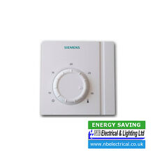 SIEMENS RAA21-GB CENTRAL HEATING ROOM THERMOSTAT EASY READ DIAL