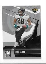 2006 ELITE NFL FOOTBALL BASE CARD FRED TAYLOR LOT OF 10,JACKSONVILLE JAGUARS
