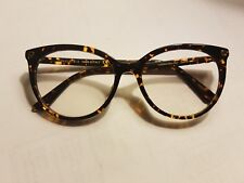 ea4d21feab1 GUCCI EYEGLASSES FRAMES GG0093O TORTOISESHELL 53-17-140 NEVER WORN WITH CASE