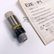 NIB Omron Proximity Switch E2E-X10MF1-P1