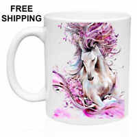 Artful Horse Painting ,  Gift Mug 11oz