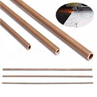 Kupferrohr Stangen Stab Cu Copper Tubes Ø 3 / 4 / 5 mm