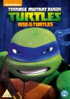 Nuovo Tmnt Teenage Mutant Ninja Turtles - Altezza Of The Turtles DVD