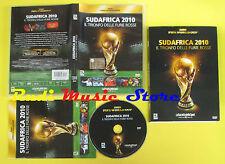 DVD film SUDAFRICA 2010 Il trionfo furie rosse LA GAZZETTA DELLO SPORT no (D2)