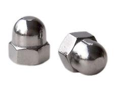 Replacement Brake Caliper Dome Nuts for Weinmann Dia Compe Modolo Campagnolo