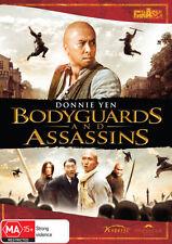 Bodyguards and Assassins * NEW DVD * Donnie Yen Simon Yam (Region 4 Australia)