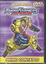 TRANSFORMERS ARMADA - SERIE 9 DVD NUOVI!