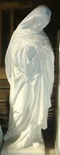 """70"""" Sorrowful Mother outdoor Blessed Virgin Mary statue"""
