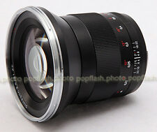 ZEISS 21MM F/2.8 ZE DISTAGON T* CANON EF MOUNT USA NEW!