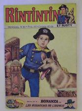 RINTINTIN n° 92 1977