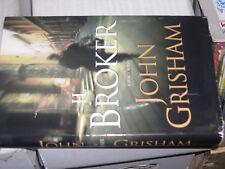 JOHN GRISHAM -IL BROKER-MONDOLIBRI 1a EDIZIONE 2005 -OTTIMO-SL1