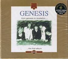 Genesis from Genesis to revelation Gold CD neuf emballage d'origine sea
