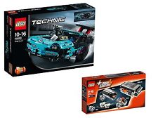 LEGO® Technic 42050+8293 Drag Racer +Power Functions Tuning-Set NEU OVP NEW MISB
