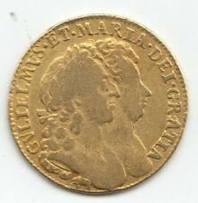 More details for 1691 gold guinea william & mary - elephant & castle
