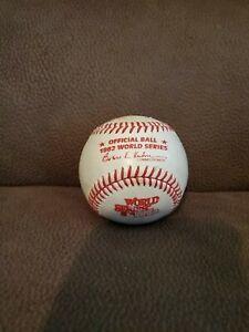 1982 Official Rawlings  World Series Baseball St. Louis Cardinals