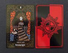The Carl Jung Tarot Cards Deck Oracle by Kaori Nakanishi Ryuji Kagami Japan